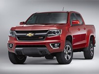 Chevrolet Unveils All-New 2015 Colorado Mid-Size Pickup