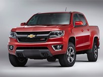 Chevrolet Colorado, GMC Canyon Recalled for Steering