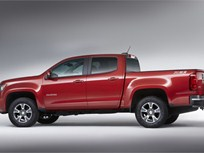 GM Recalls Mid-Size Pickups for Air Bags
