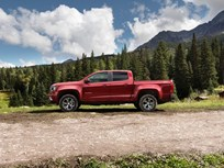 Chevrolet Colorado, GMC Canyon Pickups Recalled