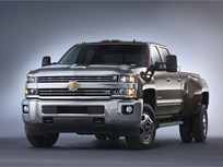 2015 Silverado and Sierra HD Get Heavier Payload, Towing Capacities