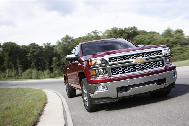Chevrolet Silverado photo courtesy of GM.