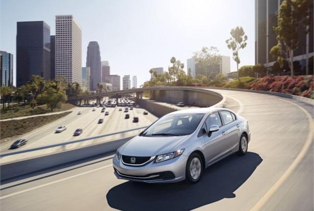 Photo of Civic SE sedan courtesy of Honda.