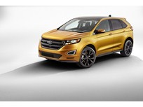Ford Edge Draws 5-Star Safety Score