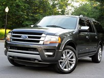 Ford Expedition Draws 5-Star NHTSA Score
