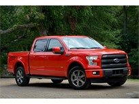 Ford Recalls F-150 Pickups for Steering