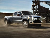 Ford Recalls 4,000 Super Duty Trucks for Transmission Glitch