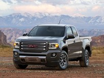 2015 GMC Canyon Mid-Size Pickup Introduced