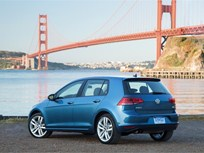 Volkswagen Recalls Golf Sedans for Steering Problem