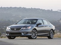 Honda Recalls Accord, CR-V for Engine Problems