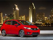 Honda Fit Draws 5-Star Overall Safety Score