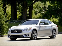 Nissan Recalls Infiniti Models for Fire Risk