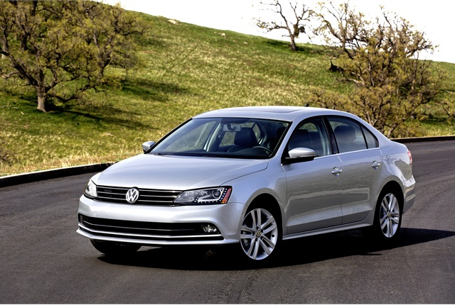 Photo of Volkswagen Jetta courtesy of Volkswagen.