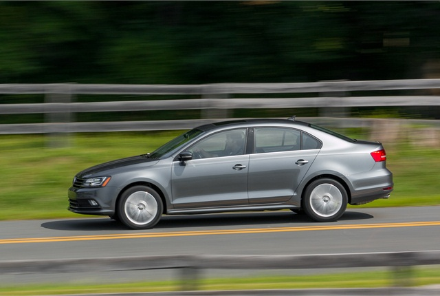 Photo of Jetta courtesy of Volkswagen.