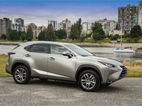 Lexus NX 200t SUVs Recalled for Anti-Lock Braking