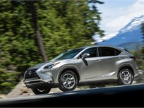 Lexus NX200t Recalled for Stability Risk