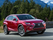 Lexus Offers NX Compact SUV for 2015