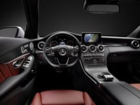 Mercedes-Benz Adds Head-Up Display to 2015 C-Class