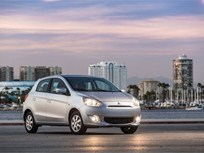 Mitsubishi Mirage Recalled for Air Bag Issue