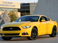 Ford Recalls Mustangs for Fire and Brake Risks