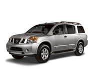 Nissan Recalls Armada SUVs for Seat Belts