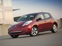 Nissan LEAF Sets Plug-In EV Sales Record