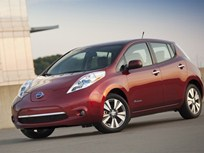 Nissan LEAF Reaches 1B Kilometers Driven