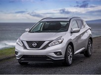 Nissan Recalls Murano for Stability Risk