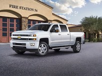 Chevrolet Introduces 2015 Silverado Custom HDs