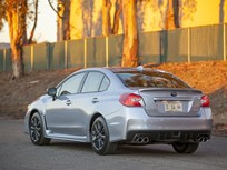 Subaru WRX Named Most Ticketed Vehicle