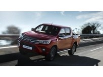Updated Toyota Hilux Released in Europe