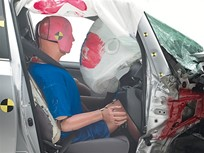 IIHS Considers Passenger-Side Crash Testing