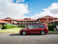 Toyota Recalls Sienna Minivans for Overhead Grips