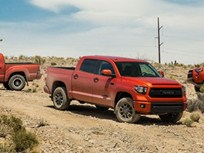 Pricing for the TRD Pro Series Tacoma and 4Runner Released