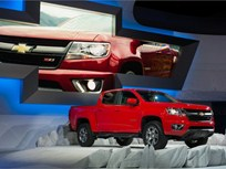 Air Bag Defect Halts Sale of Colorado, Canyon Pickups