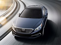 Video: Hyundai Sonata Earns Top IIHS Safety Rating