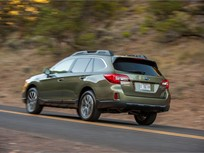 Subaru Legacy, Outback Cars Recalled for Stability Control