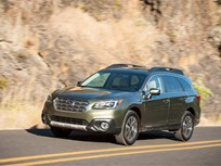 Subaru Recalls Legacy, Outback for Fire Risk