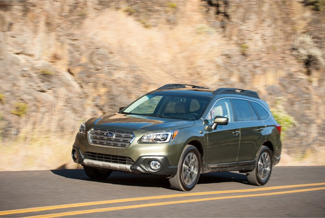 subaru recalls legacy outback for fire risk top news. Black Bedroom Furniture Sets. Home Design Ideas