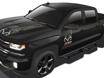 Chevrolet Introduces Camo Silverado Edition