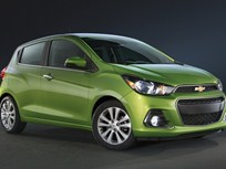 Chevrolet Spark EV Continues for 2016