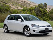 Volkswagen Recalls eGolf for Stalling