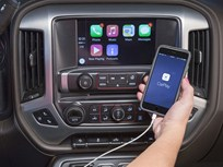 Buick, GMC Add Apple CarPlay to 2016 Vehicles