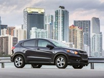 2016 Honda HR-V Earns 5-Star Safety Rating