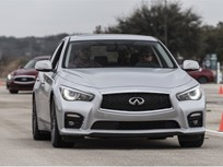 Nissan Recalls Infiniti Q50 Sedans for Steering