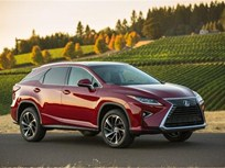 Lexus RX 350, RX 450h Recalled for Air Bags