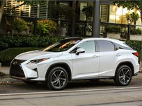 Lexus RX 350, RX 450h Recalled for Knee Air Bags