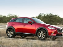 Mazda CX-3 Captures Top Award for Crashworthiness