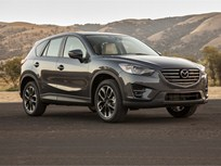 Mazda Recalls CX-5 SUVs for Fire Risk