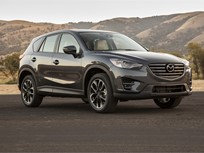 Mazda Recalls SUVs, Subcompacts for Steering
